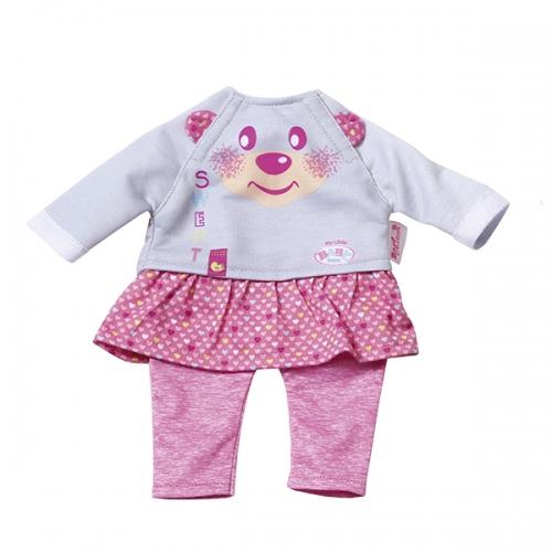 Baby Born Комплект одежды для дома 32 см Бишкек и Ош купить в магазине игрушек LEMUR.KG доставка по всему Кыргызстану