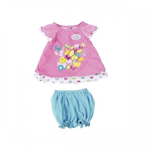 Baby Born Туника с шортиками 2 вида Бишкек и Ош купить в магазине игрушек LEMUR.KG доставка по всему Кыргызстану