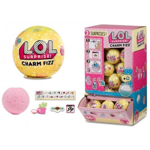 LOL Surprise Маленькие шарики-сюрпризы Бишкек и Ош купить в магазине игрушек LEMUR.KG доставка по всему Кыргызстану