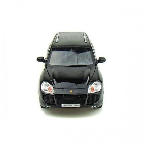 Welly модель машины 1:18 Porsche Cayenne Turbo Бишкек и Ош купить в магазине игрушек LEMUR.KG доставка по всему Кыргызстану