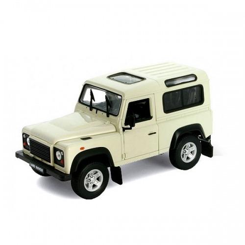 Welly модель машины 1:24 Land Rover Defender Бишкек и Ош купить в магазине игрушек LEMUR.KG доставка по всему Кыргызстану