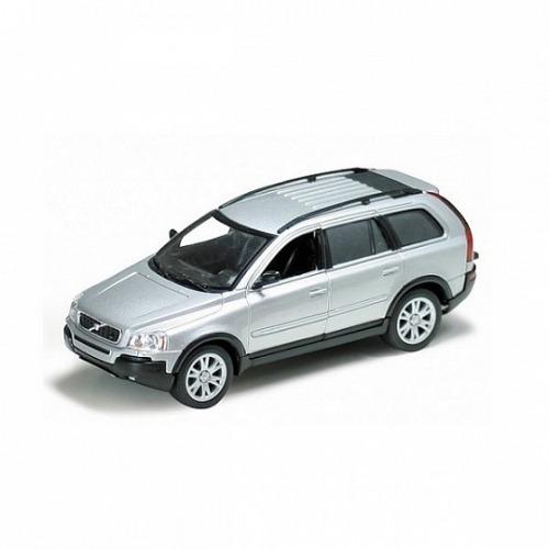 Welly модель машины 1:32 Volvo XC90 Бишкек и Ош купить в магазине игрушек LEMUR.KG доставка по всему Кыргызстану