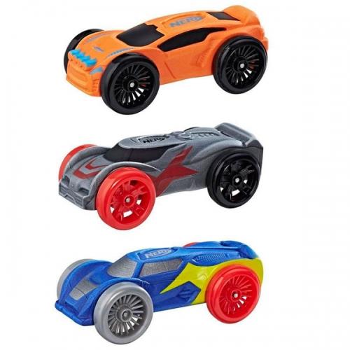 NERF нитро машинки 3 шт Бишкек и Ош купить в магазине игрушек LEMUR.KG доставка по всему Кыргызстану