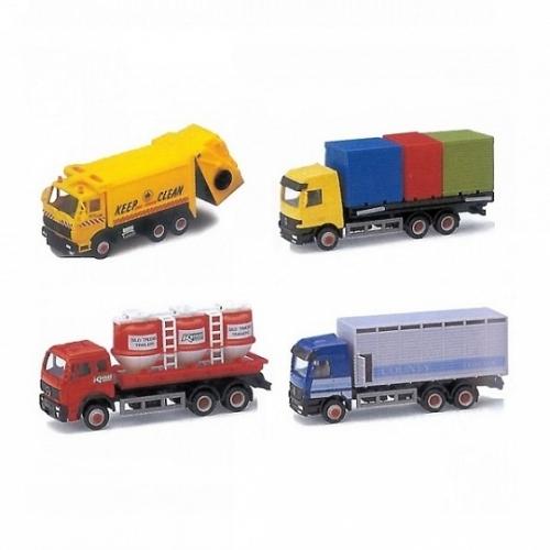 Welly модель грузовика 15см. (в ассорт.) Бишкек и Ош купить в магазине игрушек LEMUR.KG доставка по всему Кыргызстану