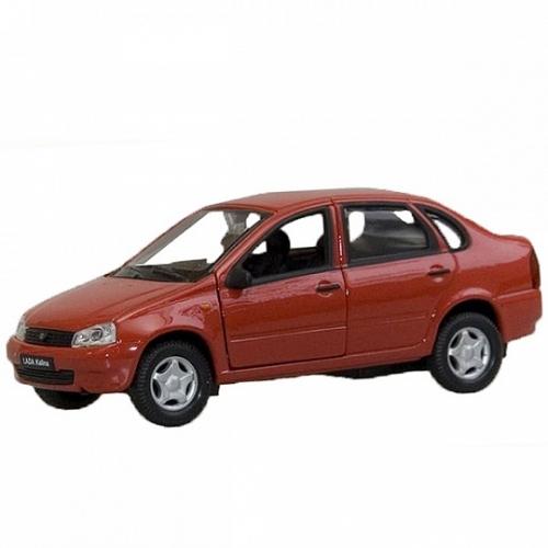 Welly модель машины 1:34-39 Lada Kalina Бишкек и Ош купить в магазине игрушек LEMUR.KG доставка по всему Кыргызстану