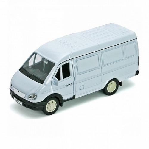 Welly модель машины ГАЗель фургон Бишкек и Ош купить в магазине игрушек LEMUR.KG доставка по всему Кыргызстану