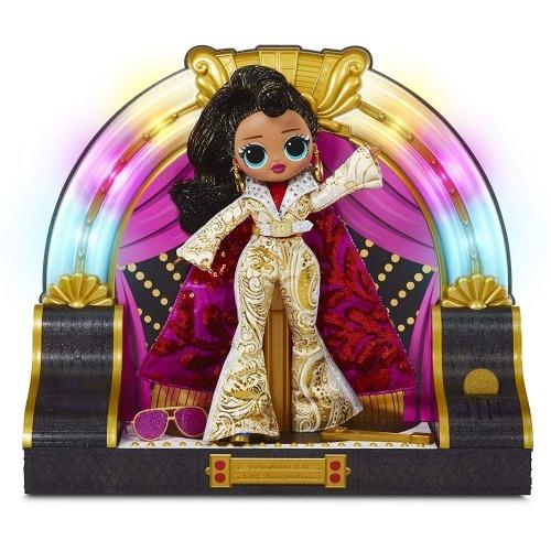 Коллекционная кукла L.O.L. Surprise! O.M.G. Remix 2020 Jukebox B.B Бишкек и Ош купить в магазине игрушек LEMUR.KG доставка по всему Кыргызстану