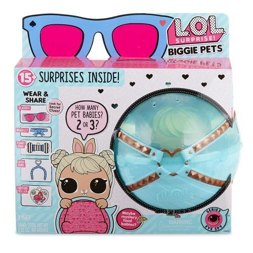 Набор LOL Surprise Большой питомец: Американский кролик (оригинал) Бишкек и Ош купить в магазине игрушек LEMUR.KG доставка по всему Кыргызстану
