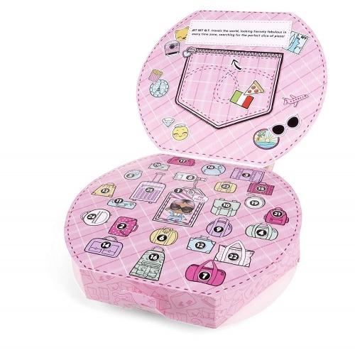 LOL Surprise Адвент Календарь (оригинал) Бишкек и Ош купить в магазине игрушек LEMUR.KG доставка по всему Кыргызстану