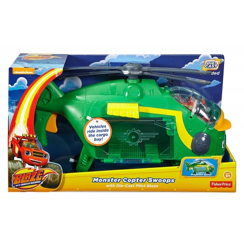 Чудо-вертолет Вспыша 'Летун' Бишкек и Ош купить в магазине игрушек LEMUR.KG доставка по всему Кыргызстану
