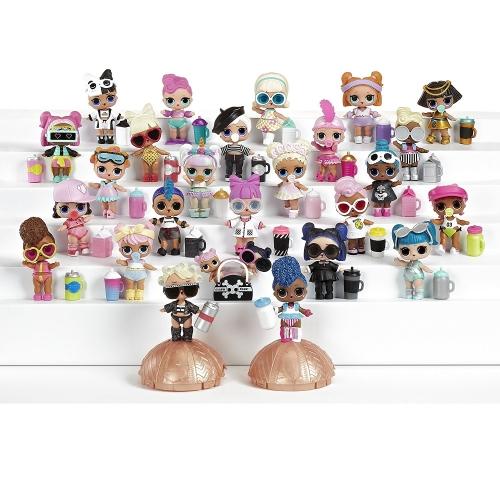 Кукла LOL Surprise 'Конфетти POP' 2 серия (оригинал) Бишкек и Ош купить в магазине игрушек LEMUR.KG доставка по всему Кыргызстану