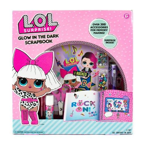 LOL Surprise Набор для творчества с невидимыми чернилами (оригинал) Бишкек и Ош купить в магазине игрушек LEMUR.KG доставка по всему Кыргызстану