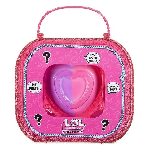 Набор LOL Surprise чемоданчик Bubbly Surprise Бишкек и Ош купить в магазине игрушек LEMUR.KG доставка по всему Кыргызстану