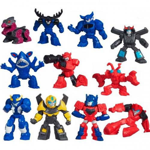Трансформеры мини-титаны Бишкек и Ош купить в магазине игрушек LEMUR.KG доставка по всему Кыргызстану