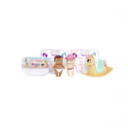 Игрушка BABY Secrets Набор с лошадкой-качалкой, блистер Бишкек и Ош купить в магазине игрушек LEMUR.KG доставка по всему Кыргызстану