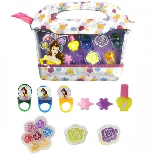 Набор детской косметики 'Красавица и чудовище'  в сумочке Бишкек и Ош купить в магазине игрушек LEMUR.KG доставка по всему Кыргызстану