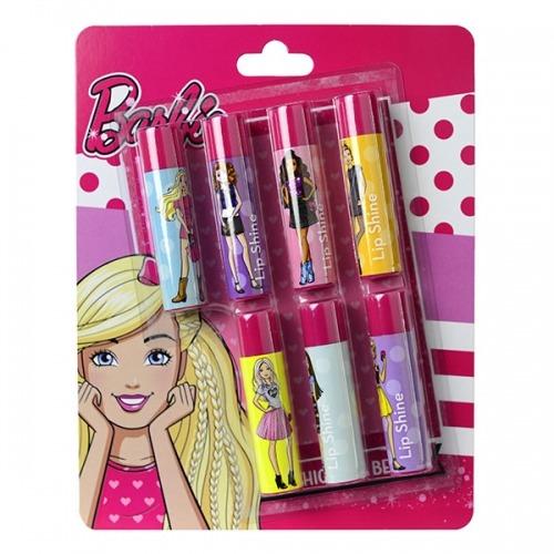 Набор детской косметики Барби для губ Бишкек и Ош купить в магазине игрушек LEMUR.KG доставка по всему Кыргызстану