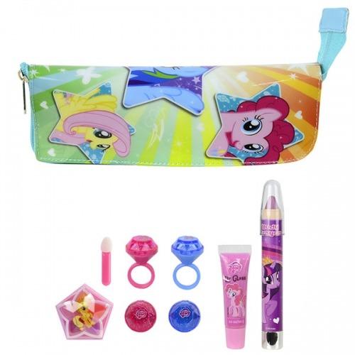 Набор детской косметики My Little Pony в пенале Бишкек и Ош купить в магазине игрушек LEMUR.KG доставка по всему Кыргызстану