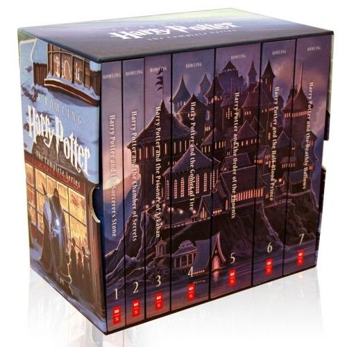 Special Edition Harry Potter (комплект из 7 книг) Бишкек и Ош купить в магазине игрушек LEMUR.KG доставка по всему Кыргызстану