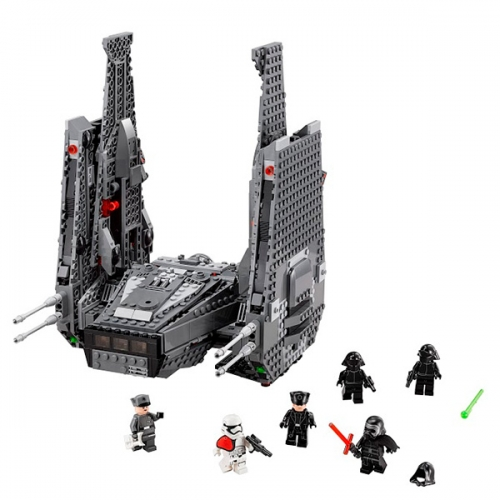 LEGO: Командный шаттл Кайло Рена Бишкек и Ош купить в магазине игрушек LEMUR.KG доставка по всему Кыргызстану
