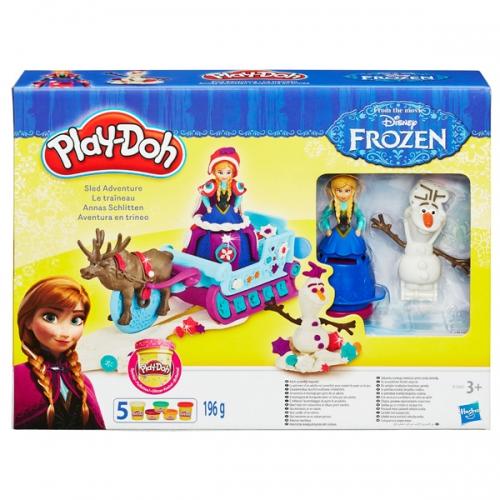 Play-Doh Игровой набор Холодное Сердце Бишкек и Ош купить в магазине игрушек LEMUR.KG доставка по всему Кыргызстану