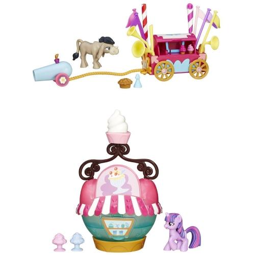 Коллекционный мини игровой набор My Little Pony (в ассорт.) Бишкек и Ош купить в магазине игрушек LEMUR.KG доставка по всему Кыргызстану