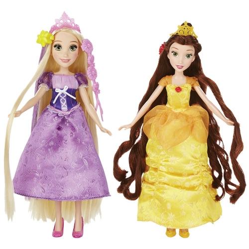 Кукла 'Принцессы Диснея' с длинными волосами (в ассорт.) Бишкек и Ош купить в магазине игрушек LEMUR.KG доставка по всему Кыргызстану