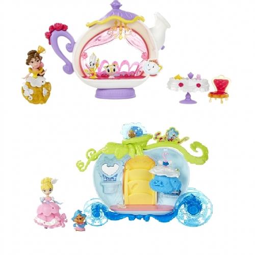 Набор 'Принцессы Диснея' для маленьких кукол (в ассорт.) Бишкек и Ош купить в магазине игрушек LEMUR.KG доставка по всему Кыргызстану