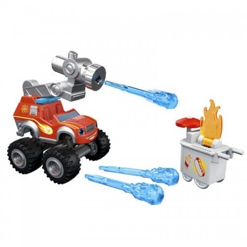 'Вспыш и чудо-машинки' Пожарная машинка Бишкек и Ош купить в магазине игрушек LEMUR.KG доставка по всему Кыргызстану
