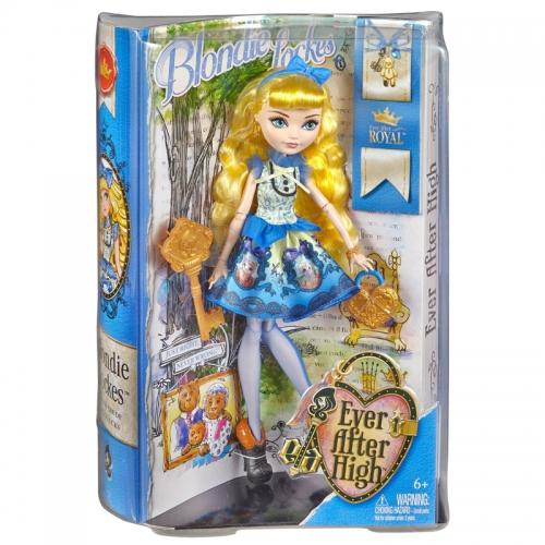Ever After High Блонди Локс Первый Выпуск Бишкек и Ош купить в магазине игрушек LEMUR.KG доставка по всему Кыргызстану