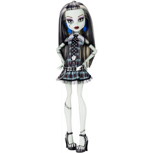 Monster High Фрэнки Штейн 'Базовые' Бишкек и Ош купить в магазине игрушек LEMUR.KG доставка по всему Кыргызстану