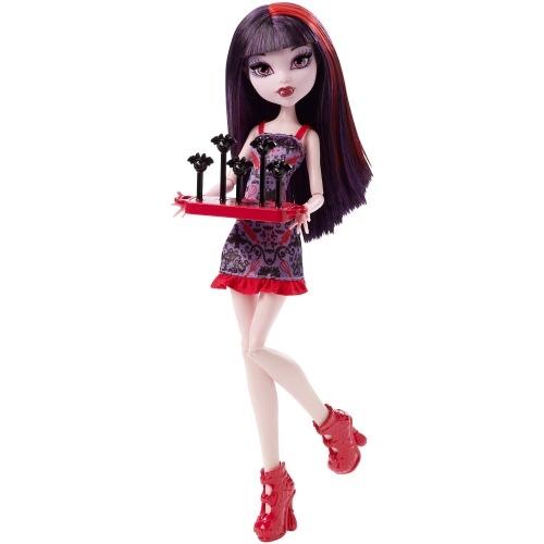 Monster High Элизабет 'Школьная ярмарка' Бишкек и Ош купить в магазине игрушек LEMUR.KG доставка по всему Кыргызстану