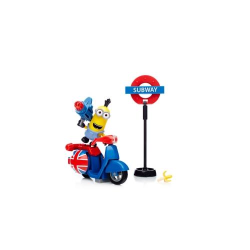 Mega Bloks Побег на скутере Бишкек и Ош купить в магазине игрушек LEMUR.KG доставка по всему Кыргызстану