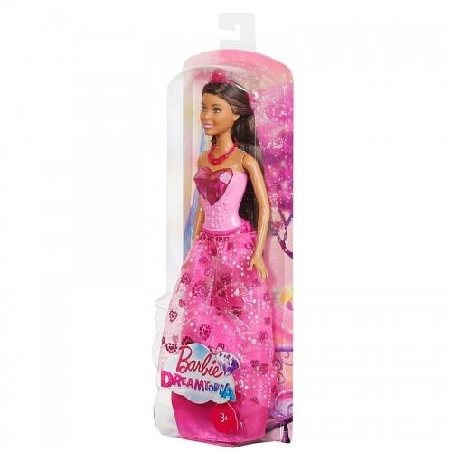 Барби-принцесса Barbie 'Сказочный мир' Бишкек и Ош купить в магазине игрушек LEMUR.KG доставка по всему Кыргызстану