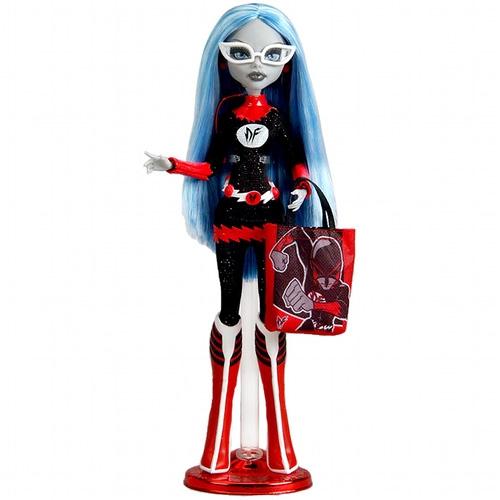 Monster High Комик Кон 2011 Гулия Йелпс с Суперменом Бишкек и Ош купить в магазине игрушек LEMUR.KG доставка по всему Кыргызстану