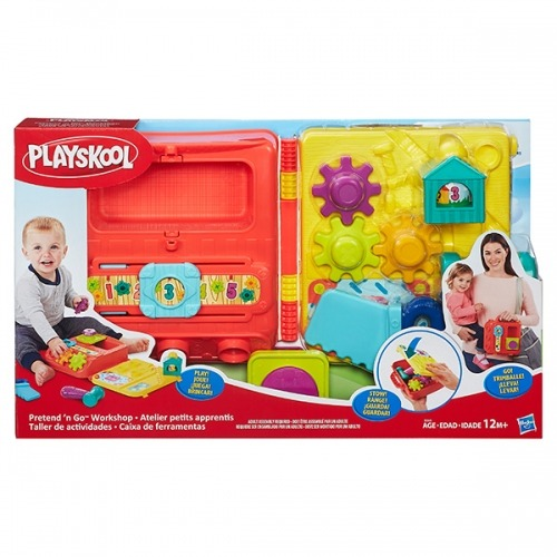 Игровой набор Playskool 'Моя первая мастерская' Бишкек и Ош купить в магазине игрушек LEMUR.KG доставка по всему Кыргызстану