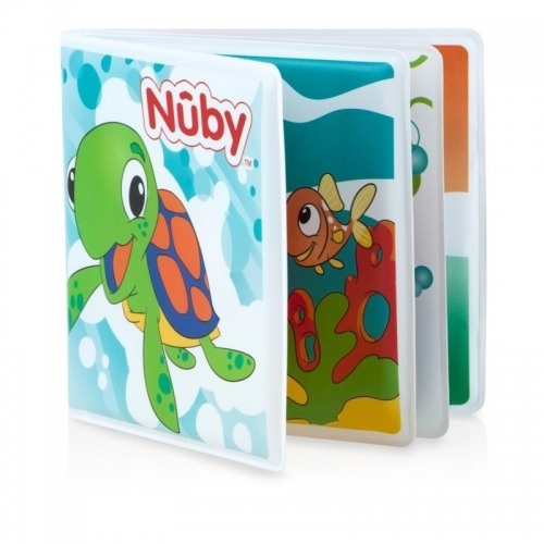 NUBY Книжки непромакашки для ванны Бишкек и Ош купить в магазине игрушек LEMUR.KG доставка по всему Кыргызстану