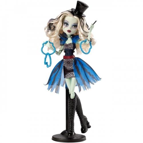 Monster High Фрэнки Штейн 'Фрик Ду Шик' Бишкек и Ош купить в магазине игрушек LEMUR.KG доставка по всему Кыргызстану