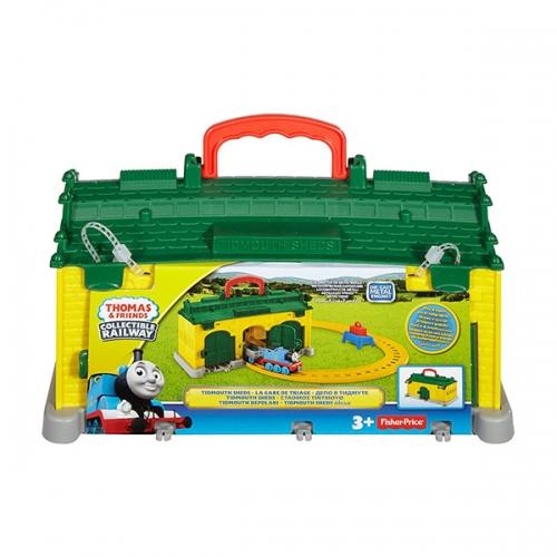 Игровой набор 'Томас и его друзья' Станция Тидмаус Бишкек и Ош купить в магазине игрушек LEMUR.KG доставка по всему Кыргызстану