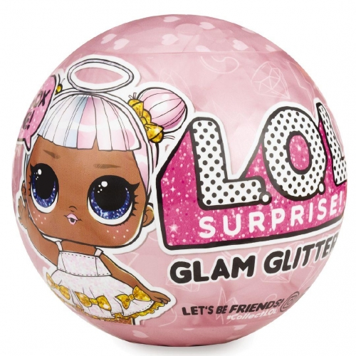 Кукла LOL Surprise сверкающая серия 'Гламур' (оригинал) Бишкек и Ош купить в магазине игрушек LEMUR.KG доставка по всему Кыргызстану