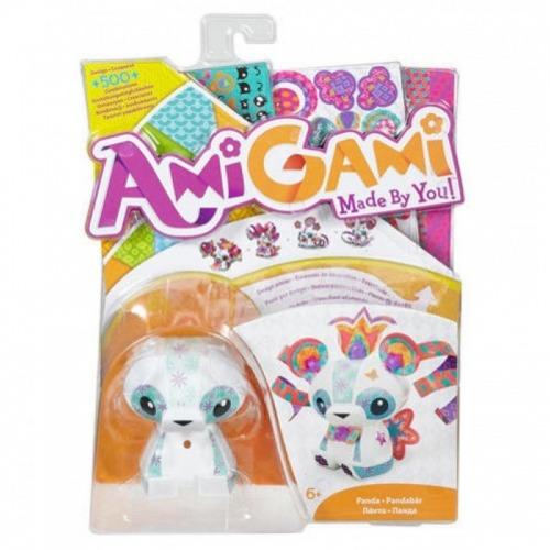 Панда AmiGami Бишкек и Ош купить в магазине игрушек LEMUR.KG доставка по всему Кыргызстану