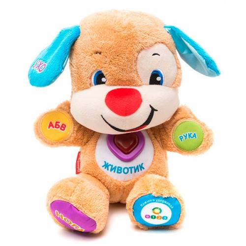 Учёный щенок с технологией Smart Stages Fisher-Price Бишкек и Ош купить в магазине игрушек LEMUR.KG доставка по всему Кыргызстану