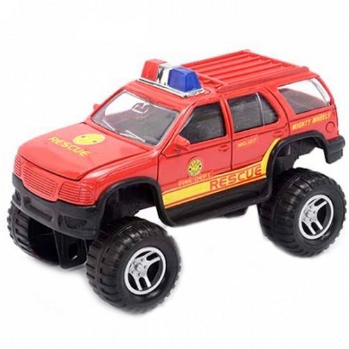 Пожарный внедорожник 18 см Бишкек и Ош купить в магазине игрушек LEMUR.KG доставка по всему Кыргызстану