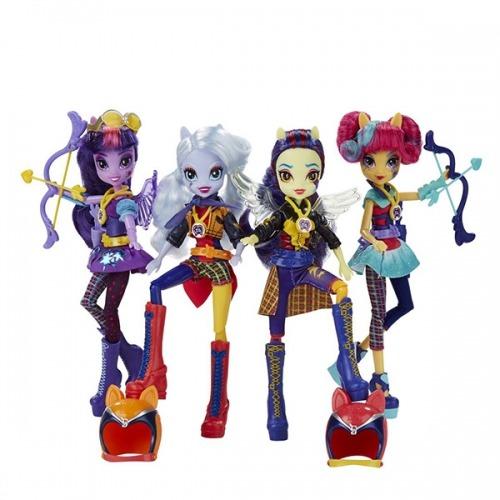 Кукла Эквестрия Герлс спорт Темномолнии Бишкек и Ош купить в магазине игрушек LEMUR.KG доставка по всему Кыргызстану