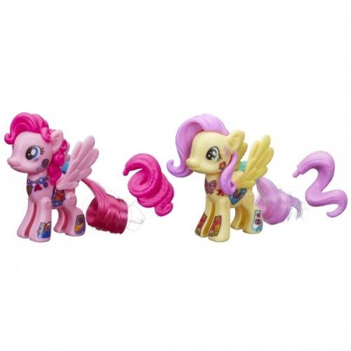 My Little Pony стильные пони 'Создай свою пони' (в ассорт.) Бишкек и Ош купить в магазине игрушек LEMUR.KG доставка по всему Кыргызстану