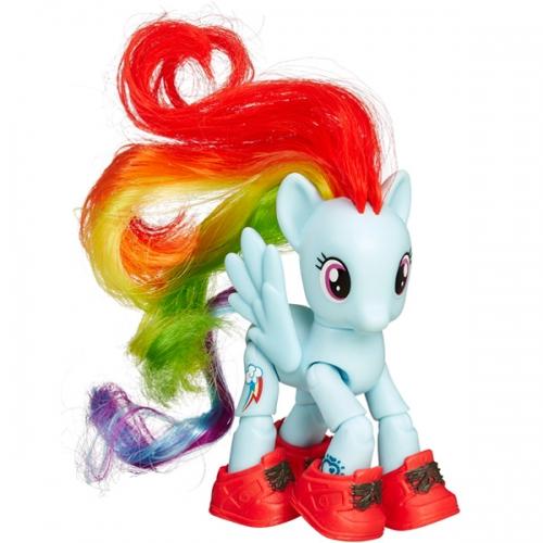 Игрушка My Little Pony Пони с артикуляцией (в ассорт.) Бишкек и Ош купить в магазине игрушек LEMUR.KG доставка по всему Кыргызстану