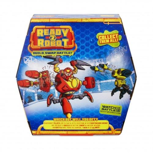 Бот Бластеры (Стиль 4) Ready2Robot (оригинал) Бишкек и Ош купить в магазине игрушек LEMUR.KG доставка по всему Кыргызстану
