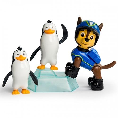 Paw Patrol фигурка спасателя с питомцем Бишкек и Ош купить в магазине игрушек LEMUR.KG доставка по всему Кыргызстану