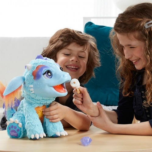 Интерактивная игрушка Furreal Friends Милый дракоша Бишкек и Ош купить в магазине игрушек LEMUR.KG доставка по всему Кыргызстану