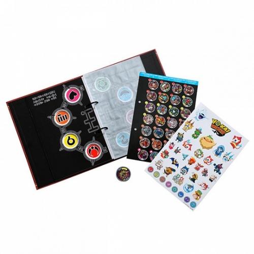 Игрушки Yokai Watch 'Альбом Коллекционера' Бишкек и Ош купить в магазине игрушек LEMUR.KG доставка по всему Кыргызстану